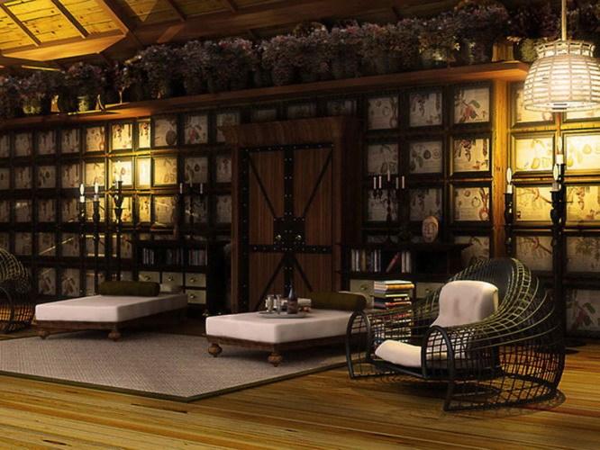 波多黎各多丽思卡尔顿酒店设计