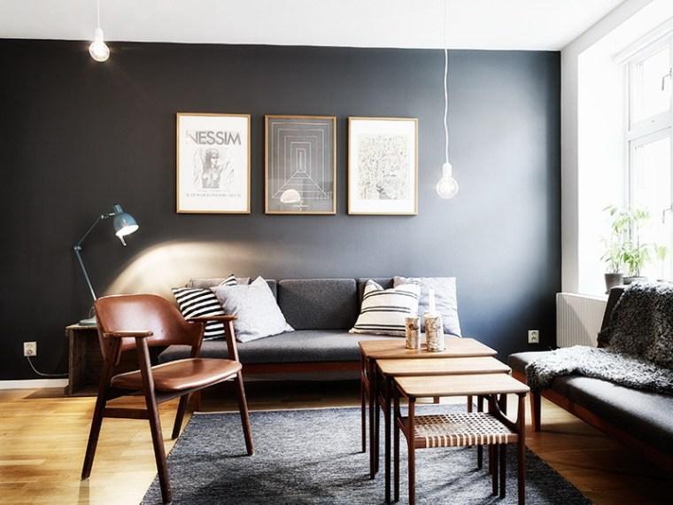 黑白灰经典家装室内装饰