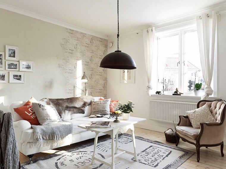 时尚气质北欧风格公寓