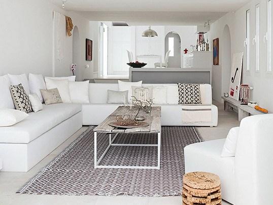西班牙海景别墅室内装修设计