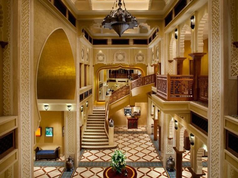 迪拜卓美亚古城米纳萨拉姆酒店设计
