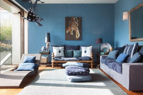 2-伦敦艺术公寓室内装饰设计第3张图片