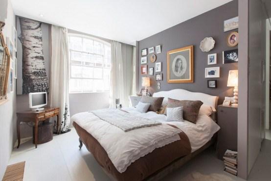 6-伦敦艺术公寓室内装饰设计第7张图片