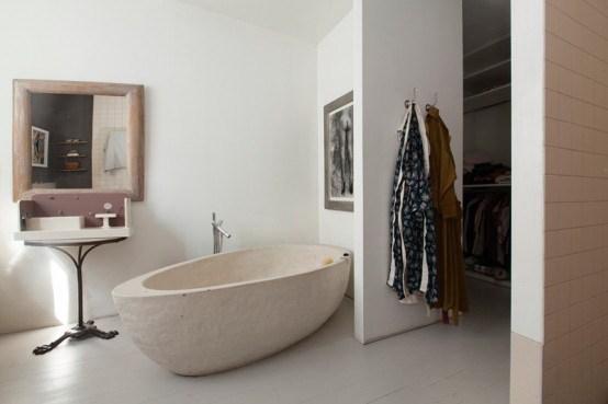 7-伦敦艺术公寓室内装饰设计第8张图片