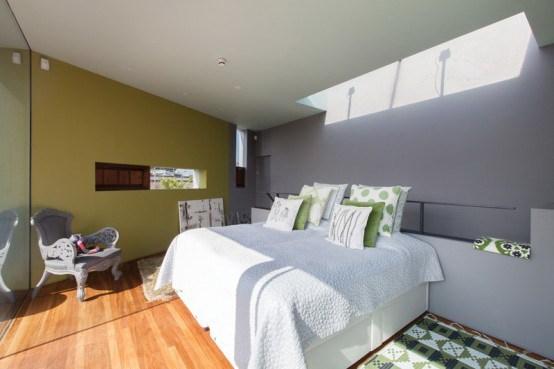 8-伦敦艺术公寓室内装饰设计第9张图片
