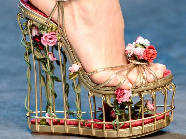 Dolce&Gabbana秋冬2013美鞋第1张图片