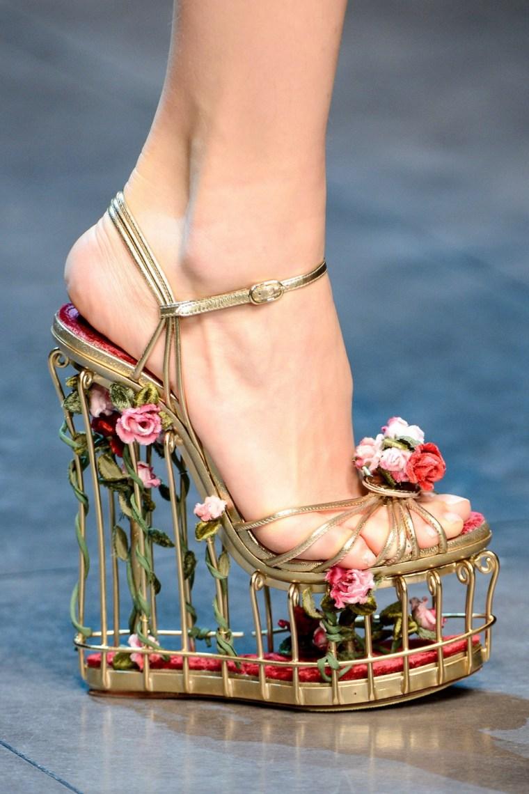 Dolce&Gabbana秋冬2013美鞋第2张图片