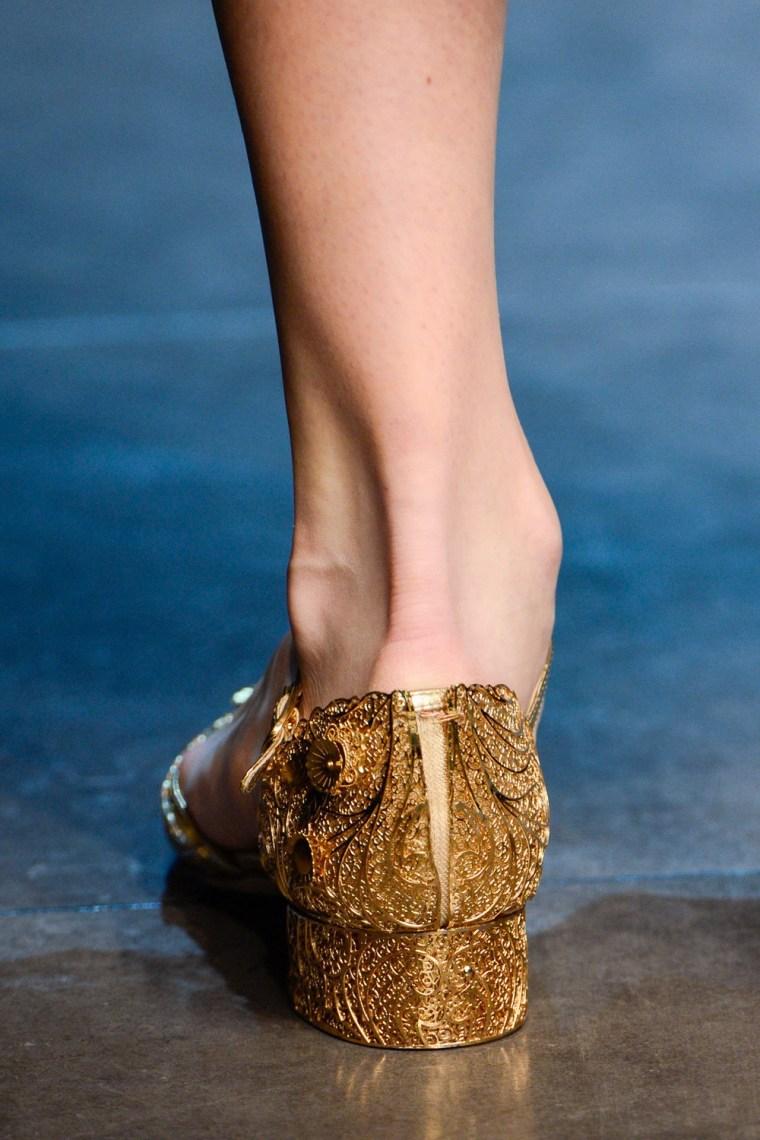 Dolce&Gabbana秋冬2013美鞋第4张图片