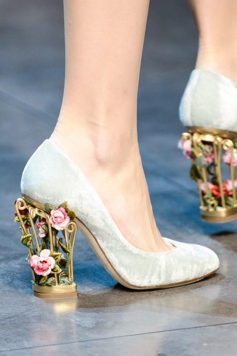 Dolce&Gabbana秋冬2013美鞋第5张图片