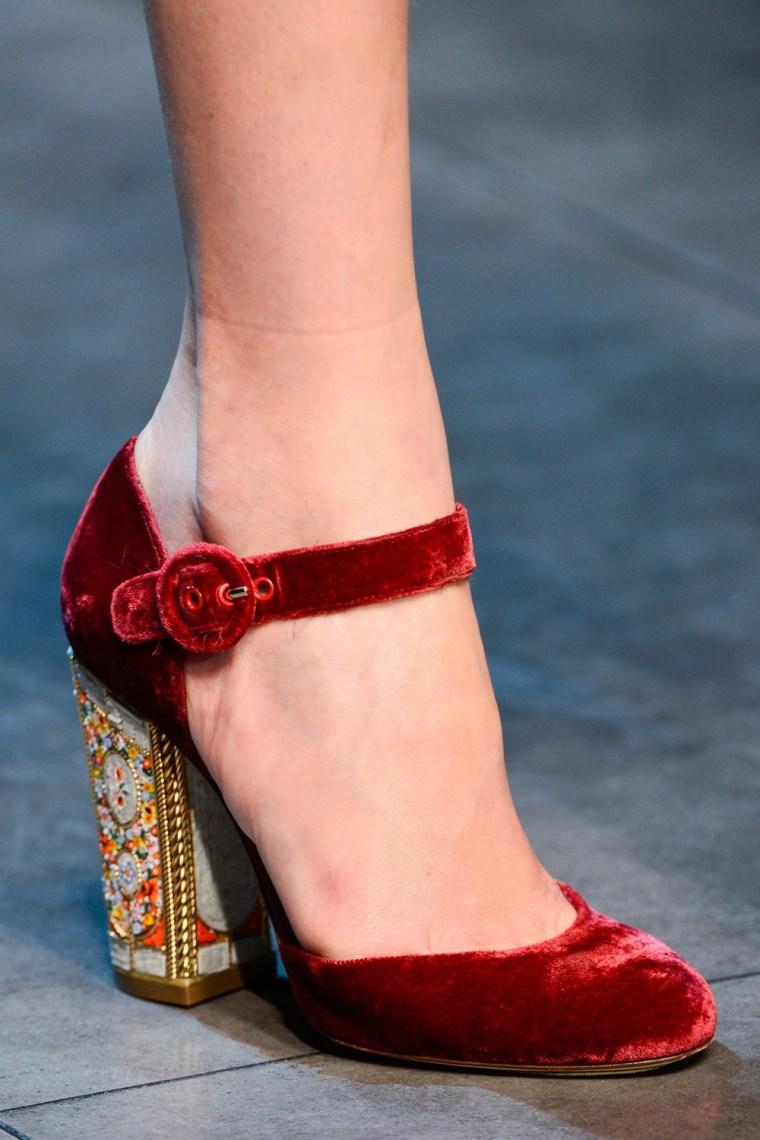 Dolce&Gabbana秋冬2013美鞋第6张图片