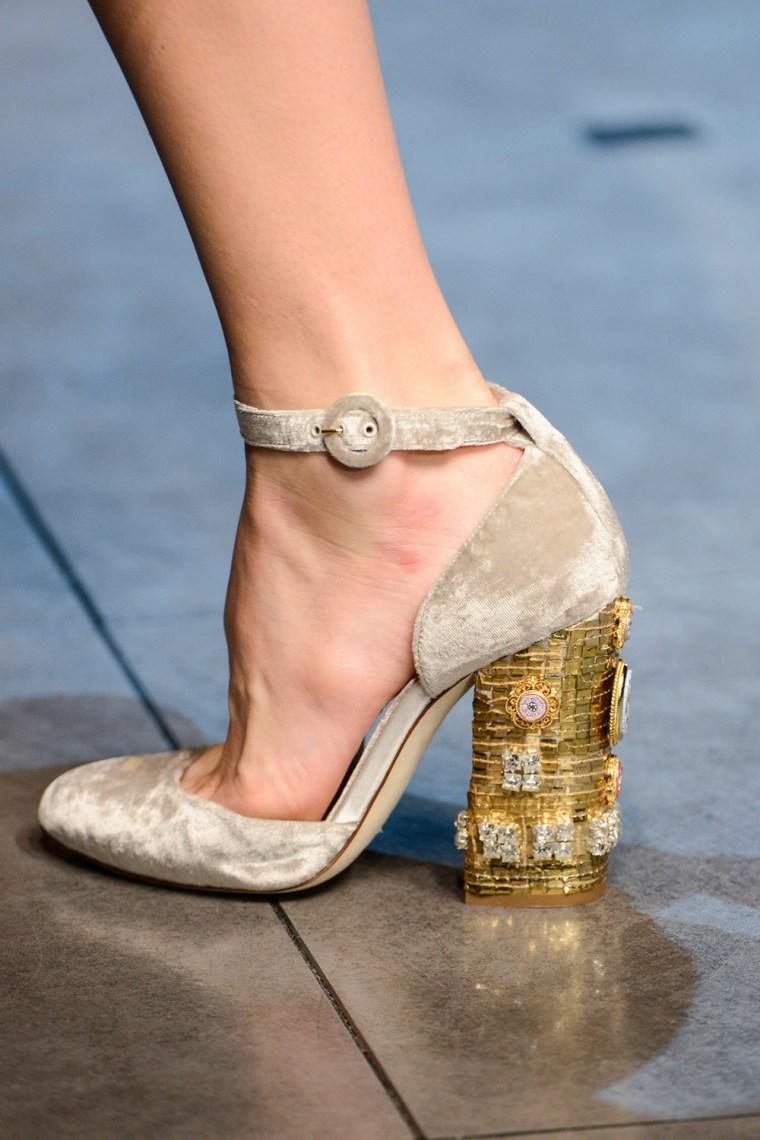 Dolce&Gabbana秋冬2013美鞋第7张图片