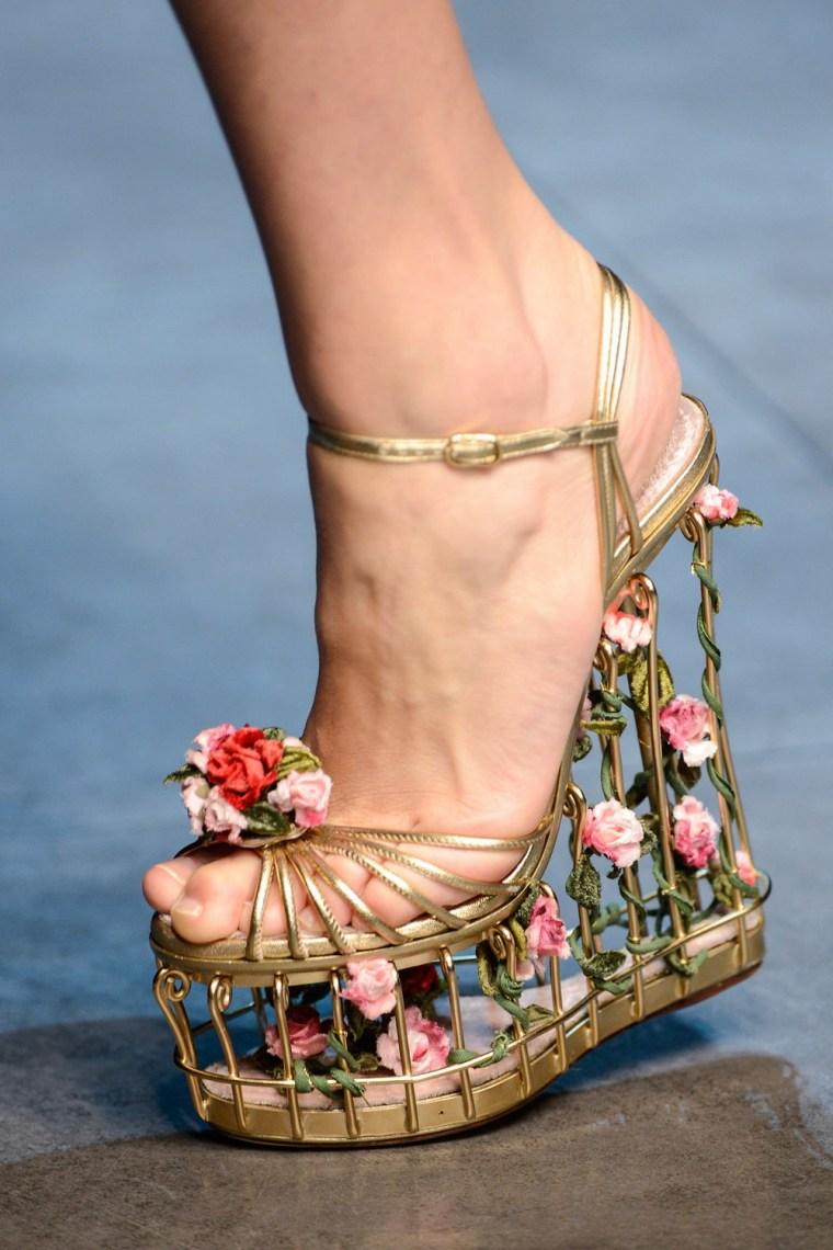 Dolce&Gabbana秋冬2013美鞋第8张图片