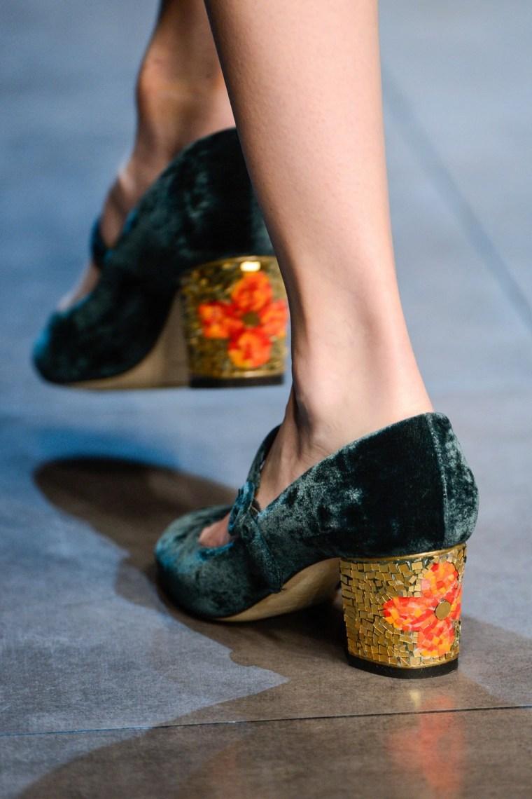 Dolce&Gabbana秋冬2013美鞋第10张图片