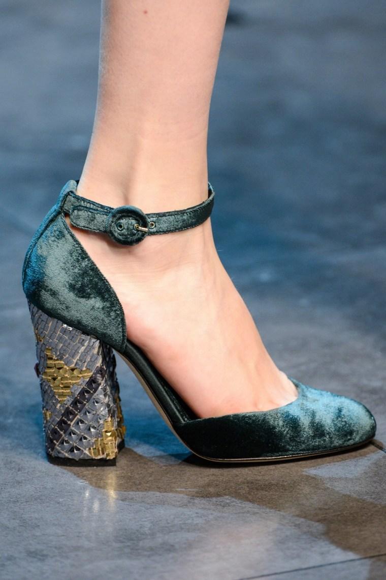 Dolce&Gabbana秋冬2013美鞋第11张图片