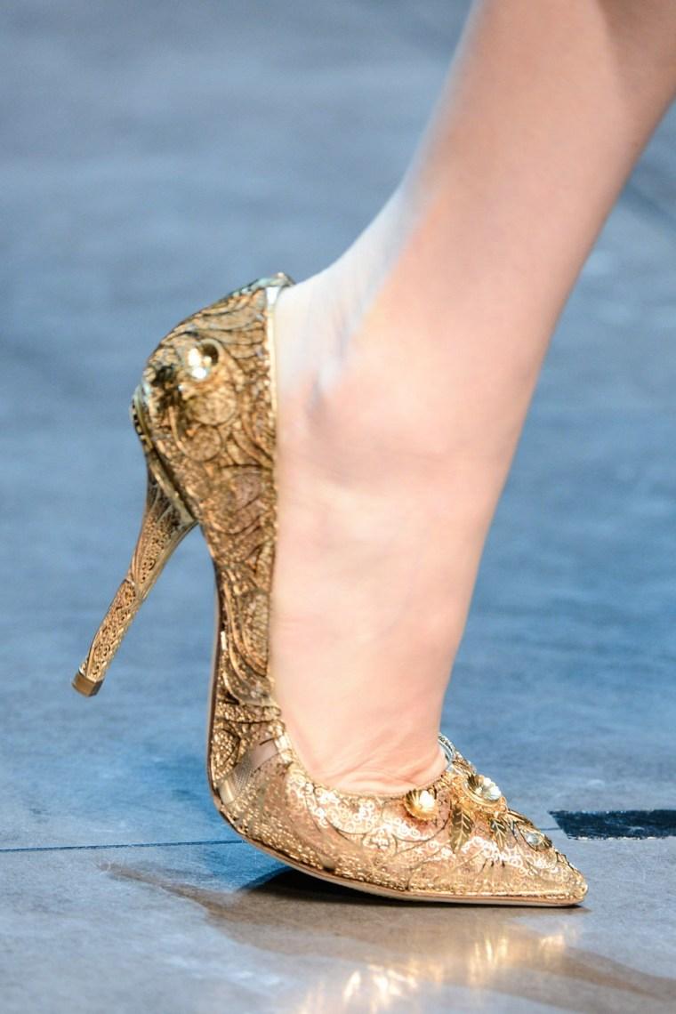 Dolce&Gabbana秋冬2013美鞋第12张图片