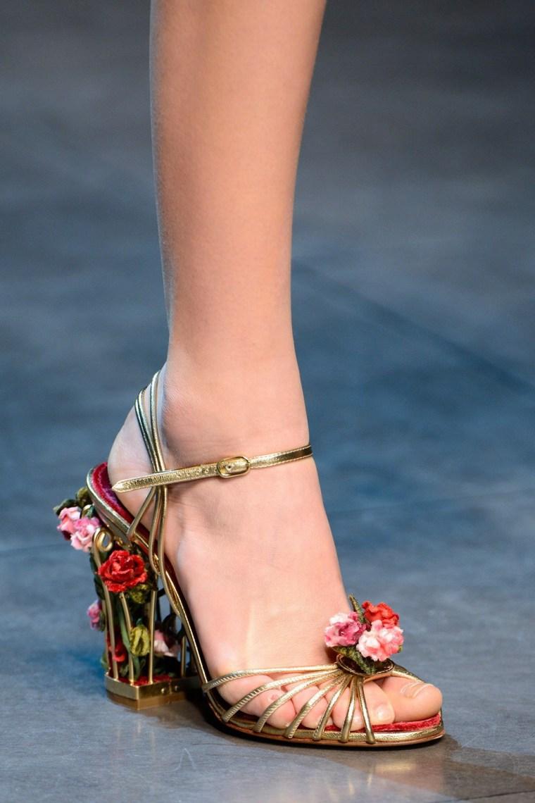 Dolce&Gabbana秋冬2013美鞋第14张图片