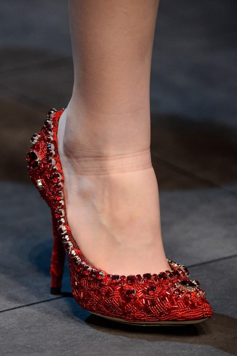 Dolce&Gabbana秋冬2013美鞋第15张图片