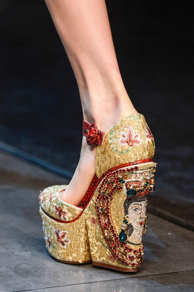 Dolce&Gabbana秋冬2013美鞋第16张图片