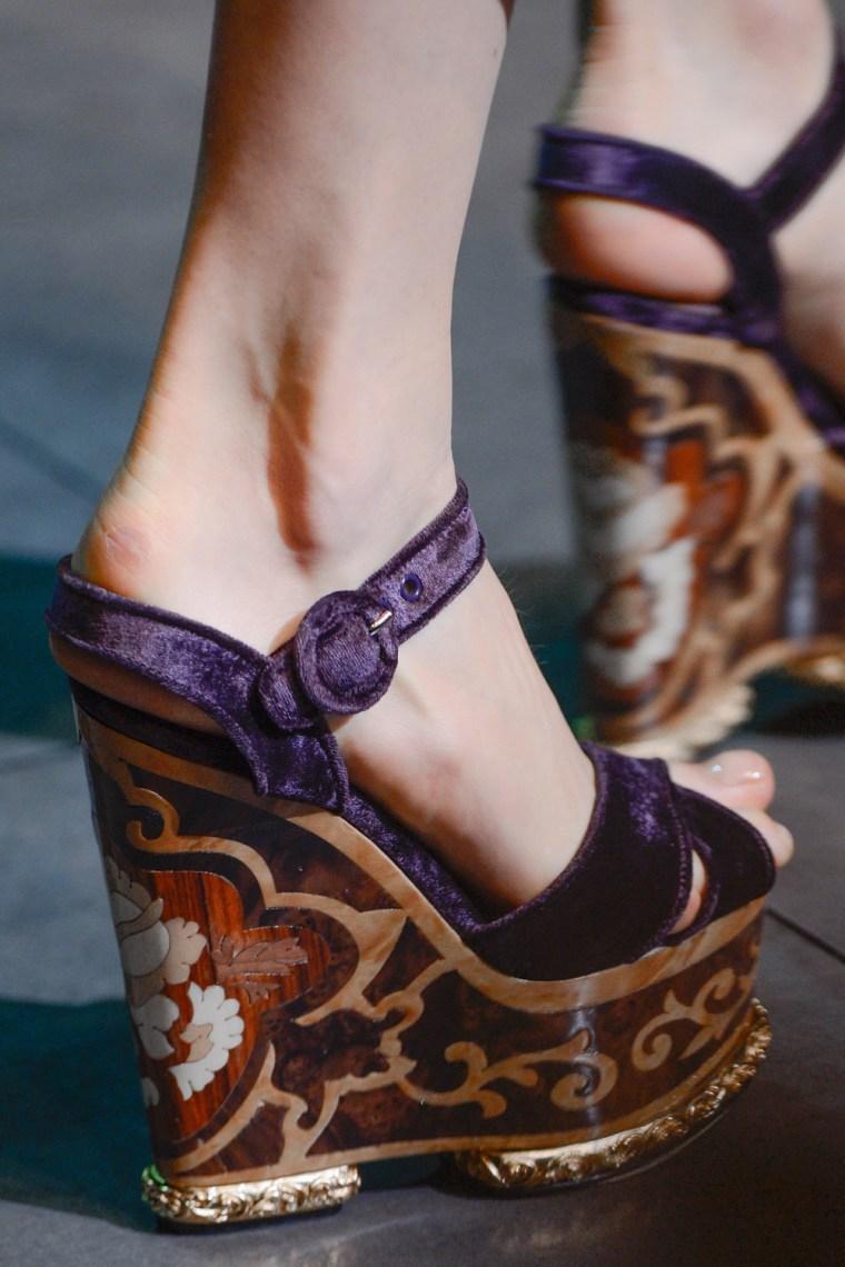 Dolce&Gabbana秋冬2013美鞋第17张图片