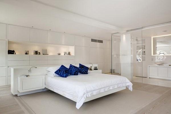 5-400平loft风色彩混搭公寓装修第6张图片