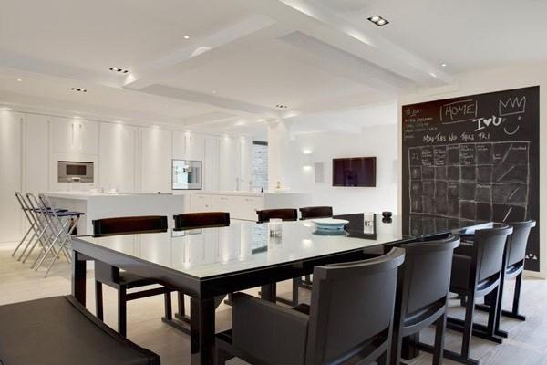 8-400平loft风色彩混搭公寓装修第9张图片