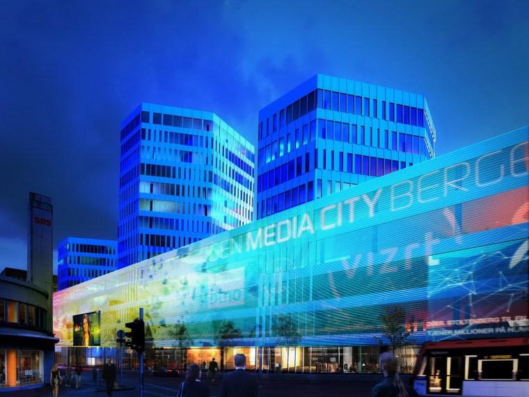Bergen媒体城获胜方案第1张图片