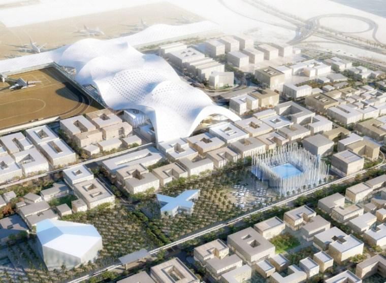"""卡塔尔""""机场城""""第2张图片"""