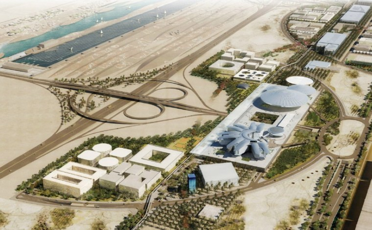 """卡塔尔""""机场城""""第3张图片"""