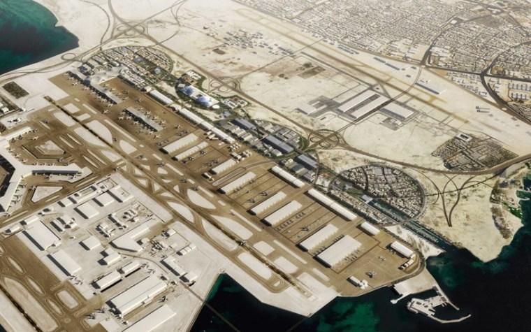 """卡塔尔""""机场城""""第4张图片"""