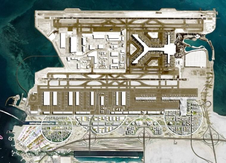 """卡塔尔""""机场城""""第5张图片"""