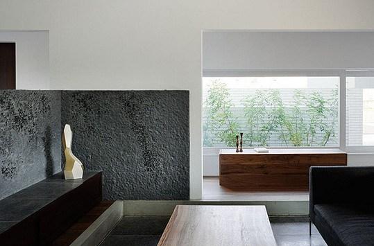 2-日本京都现代化精品别墅装修设计第3张图片