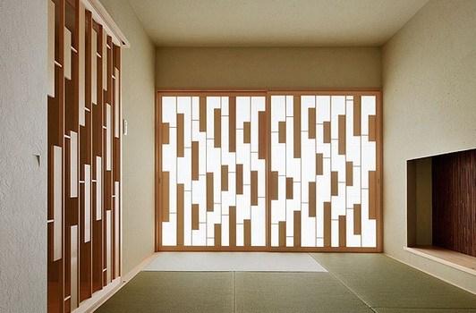 5-日本京都现代化精品别墅装修设计第6张图片