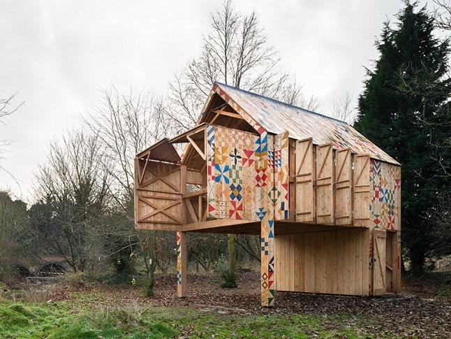 多彩生态小木屋第1张图片