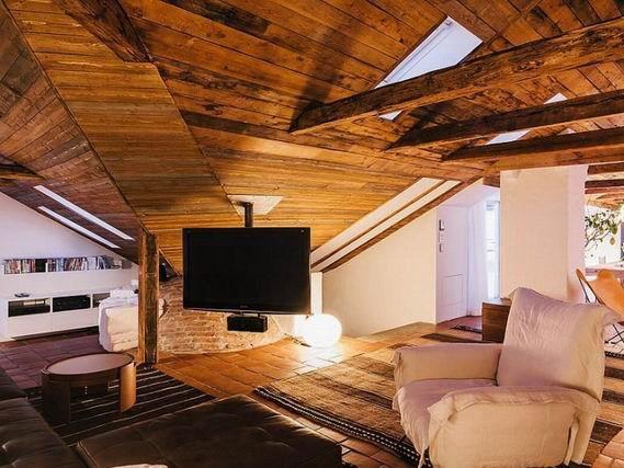 令人惊叹的复式公寓室内设计第1张图片