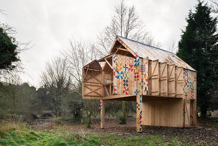 多彩生态小木屋第2张图片