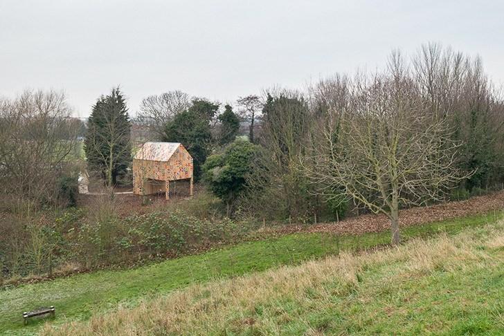 多彩生态小木屋第3张图片