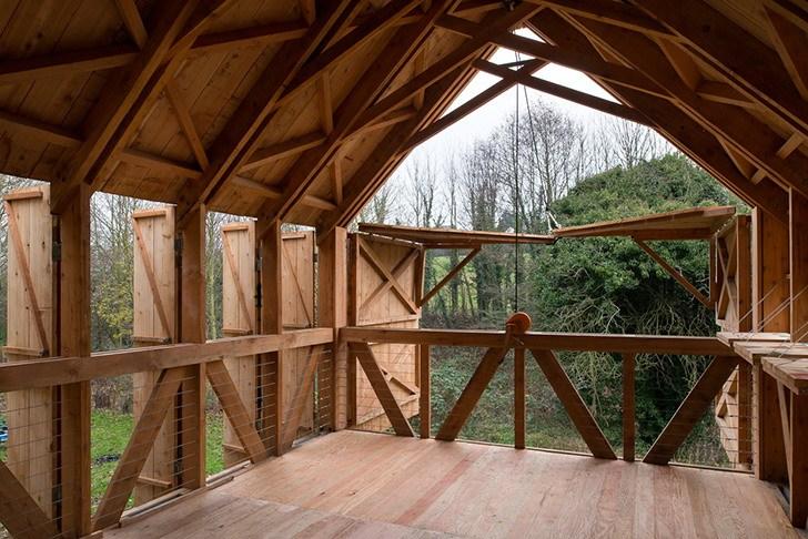 多彩生态小木屋第4张图片