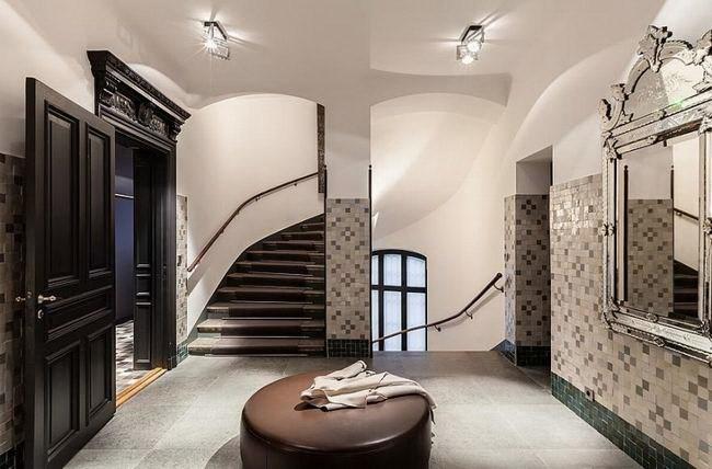 令人惊叹的复式公寓室内设计第7张图片