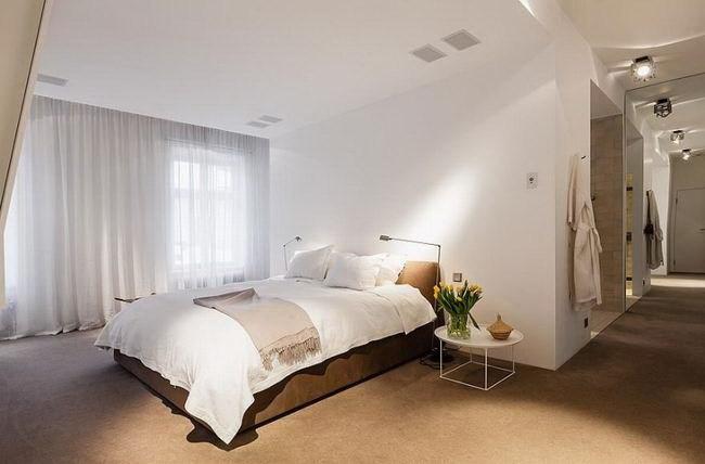 令人惊叹的复式公寓室内设计第13张图片