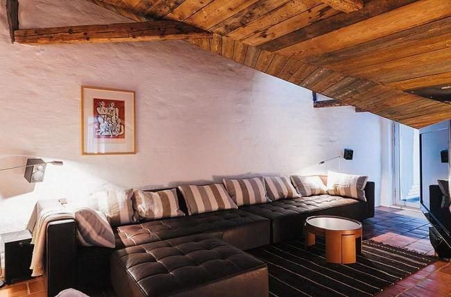 令人惊叹的复式公寓室内设计第15张图片