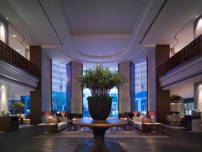 上海巴黎春天新世界酒店设计