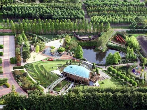 绿色灵感花园第1张图片