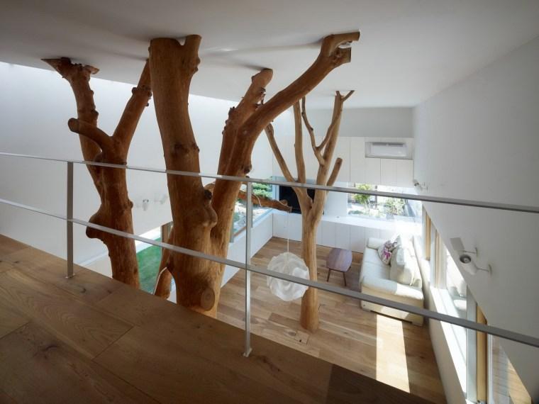 寄托感情的树屋第1张图片