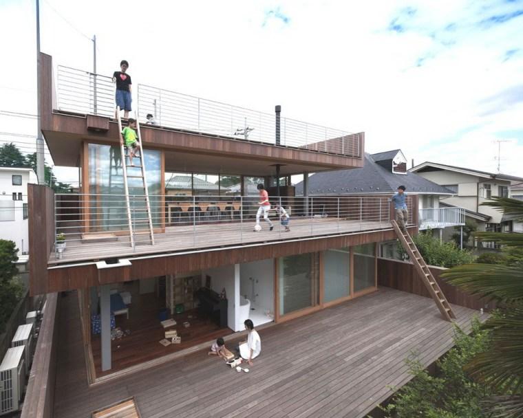 东京甲板房第2张图片