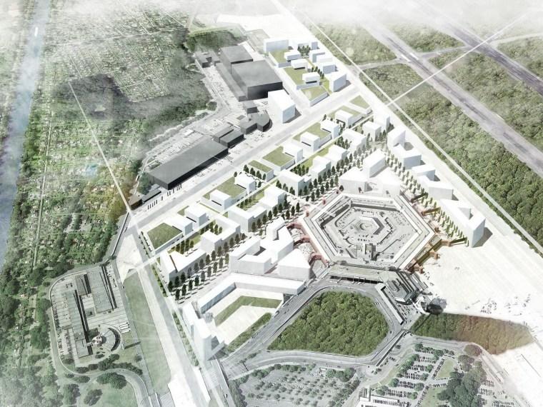 柏林机场改造方案