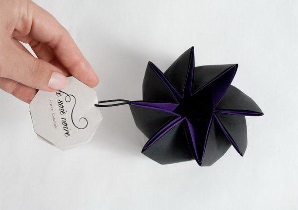 甜蜜像花儿一样,能绽放的巧克力包装第4张图片