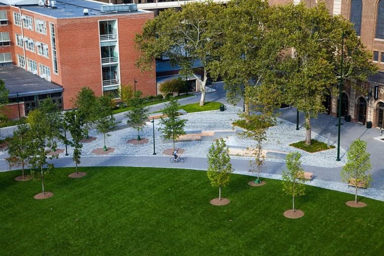 宾夕法尼亚大学步行街第3张图片