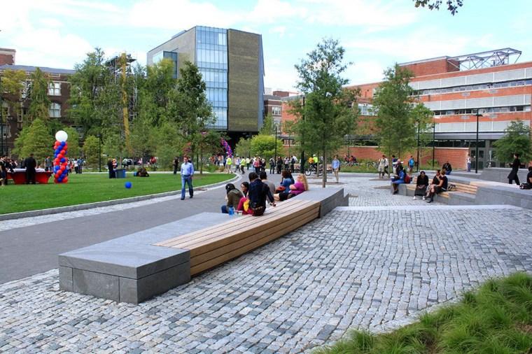 宾夕法尼亚大学步行街第6张图片