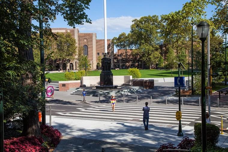 宾夕法尼亚大学步行街第9张图片