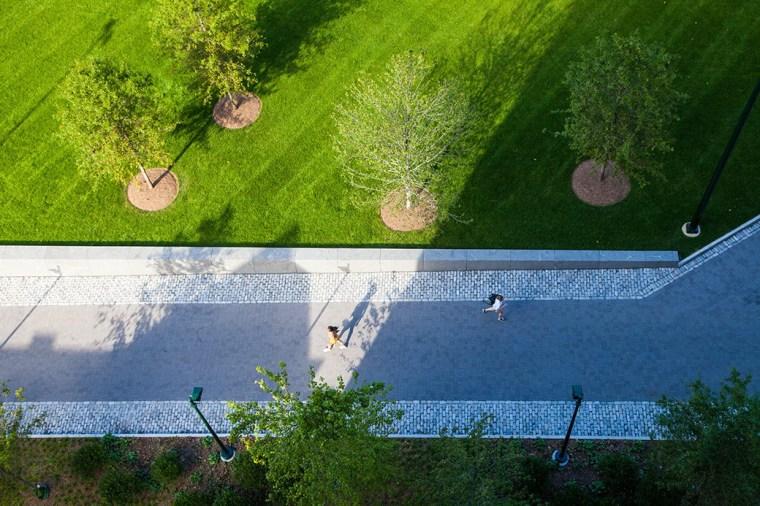 宾夕法尼亚大学步行街第12张图片